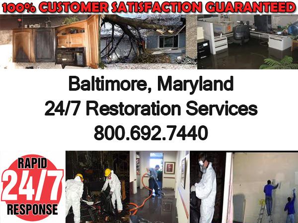 Baltimore Maryland Restoration Pros