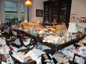 clutter and hoarding cleaning in maryland
