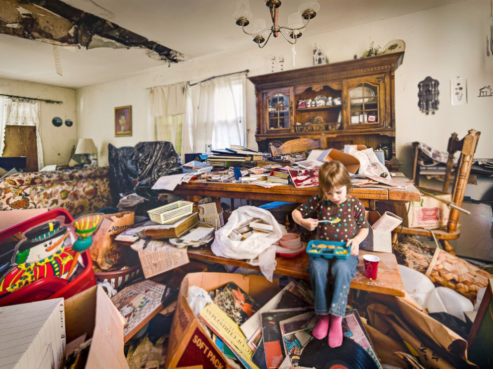 Hoarding cleanup maryland restoration pros for The family room psychological services