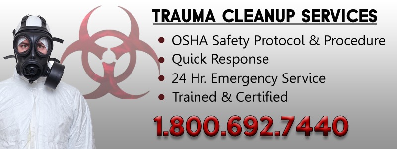 professional trauma cleanup service maryland