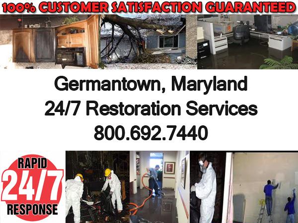 germantown contractor services