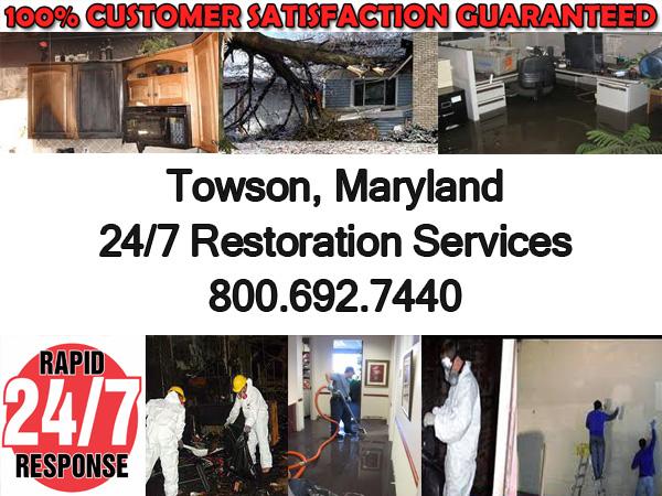towson contractor services